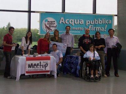 Beppe Grillo, meetup, comic, blogger, activist