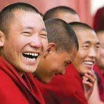 monks laughteres